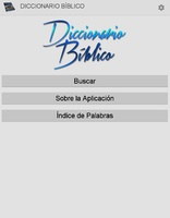Diccionario Bíblico screenshot 2