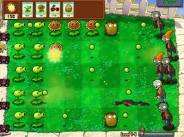 Plants Vs Zombies screenshot 5