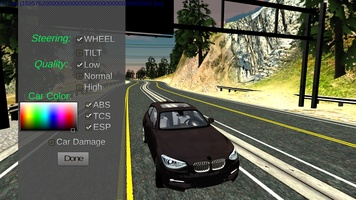 Manual Car Driving screenshot 5