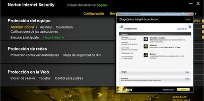 Norton Antivirus screenshot 7