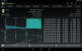 Battery Monitor Widget screenshot 2