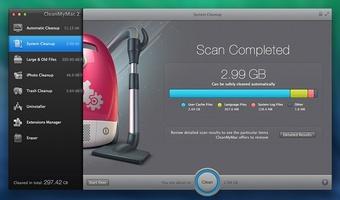 CleanMyMac screenshot 5