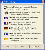 Selingua screenshot 2