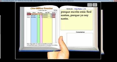 La Santa Biblia En 3D screenshot 3