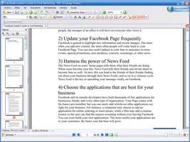 PDF XChange Viewer screenshot 3