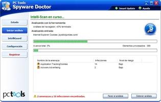 Spyware Doctor screenshot 10