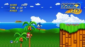 Sonic 2 HD screenshot 2