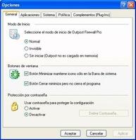 Agnitum Outpost Firewall screenshot 4