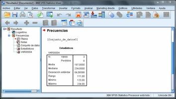 IBM SPSS Statistics Base screenshot 7