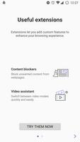 Samsung Internet Beta screenshot 9