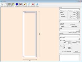 PVC Windows Designer screenshot 4