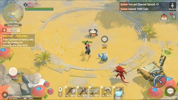 Dawn of Isles screenshot 4