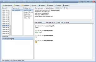 Messenger Detect screenshot 2