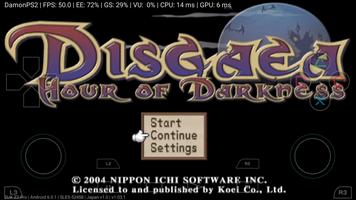 DamonPS2 - PS2 Emulator - PSP PPSSPP PS2 Emu screenshot 6