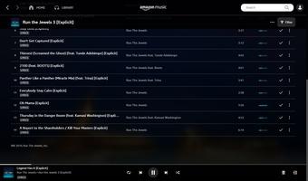 Amazon Music screenshot 3