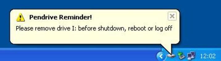 Pendrive Reminder screenshot 2