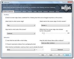 Nexus Dock screenshot 6