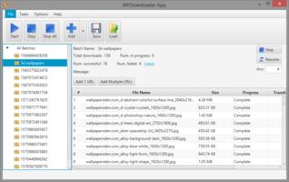 WFDownloader App for Mac screenshot 8