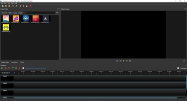 OpenShot Video Editor screenshot 4