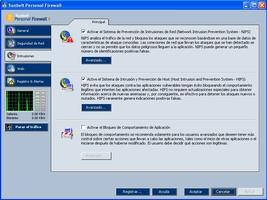 Sunbelt Personal Firewall screenshot 4