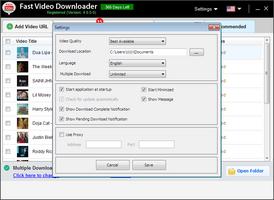 Fast Video Downloader screenshot 7