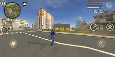 Rope Hero Vice Town screenshot 13