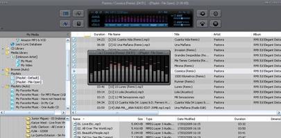 JetAudio screenshot 7