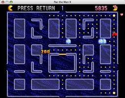 Pac the Man X screenshot 5
