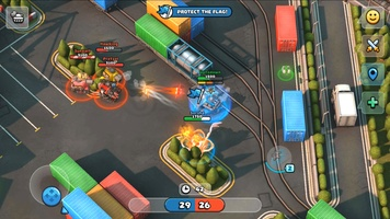 Pico Tanks screenshot 2