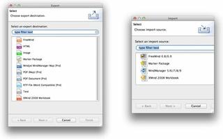 Xmind screenshot 2