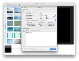 DVDStyler screenshot 3