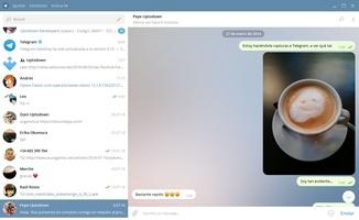 Telegram for Desktop screenshot 6