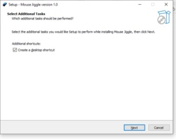 MouseJiggle screenshot 2