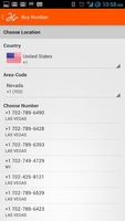 Hushed - Anonymous Calls, SMS screenshot 4