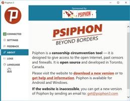 Psiphon screenshot 6