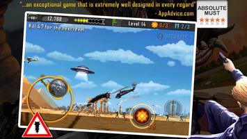 Death Worm Free screenshot 3