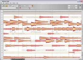 Melodyne Editor screenshot 2