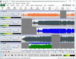 MixPad Free Music Mixer and Recording Studio screenshot 7