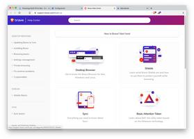 Brave Browser screenshot 3