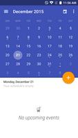 Today Calendar screenshot 2