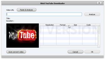 WinX YouTube Downloader screenshot 2