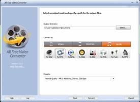 All Free Video Converter screenshot 6