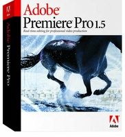 Adobe Premiere screenshot 2