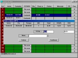 Control de Ciber Cliente screenshot 3