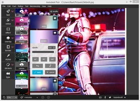 Pixlr Desktop screenshot 2