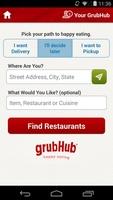 GrubHub Food Delivery screenshot 2