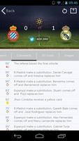 Liga de Fútbol Profesional screenshot 3