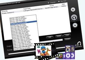 WinMPG iPod Convert screenshot 2