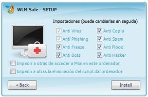 WLM Safe screenshot 3