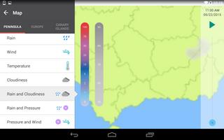 Weather 14 Days - Meteored screenshot 7